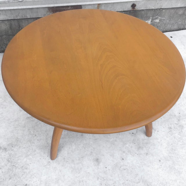 Mid 20th Century Mid-Century Coffee Table by Heywood Wakefield For Sale - Image 5 of 13