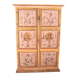 18th Century Tuscan Armoire
