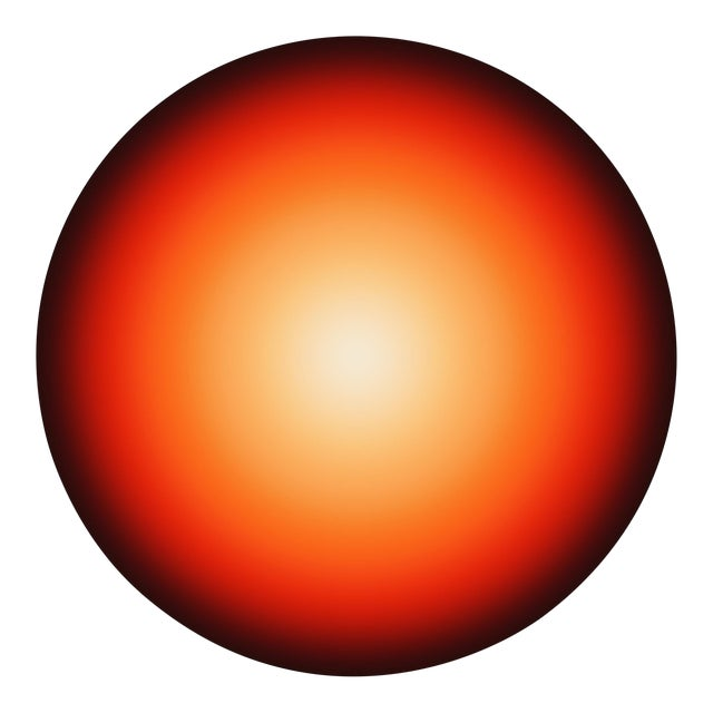 """Paul Snell """"Orb # 202003"""", Photograph For Sale"""