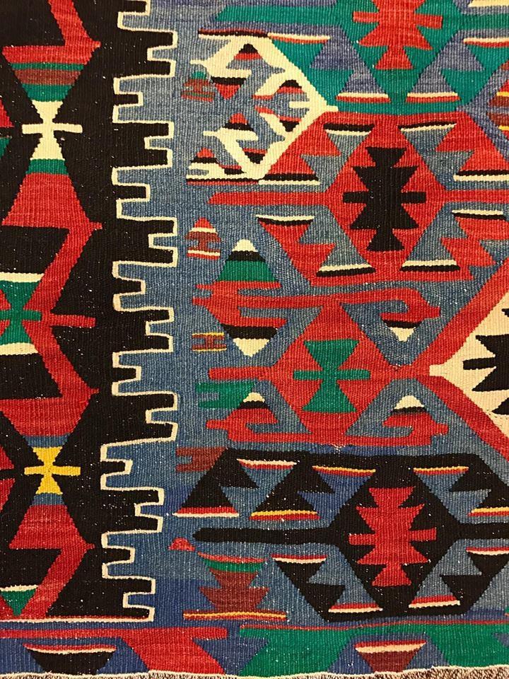 Vintage Anatolian Esme Kilim Rug 5 6 X 9 Chairish