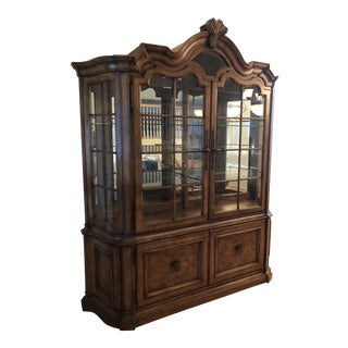 Thomasville San Martino China Cabinet For Sale