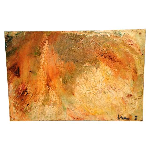 Matt Lamb 2008 'Untitled' Painting - Image 1 of 3