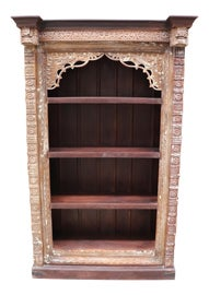 Image of Indian Bookcases and Étagères