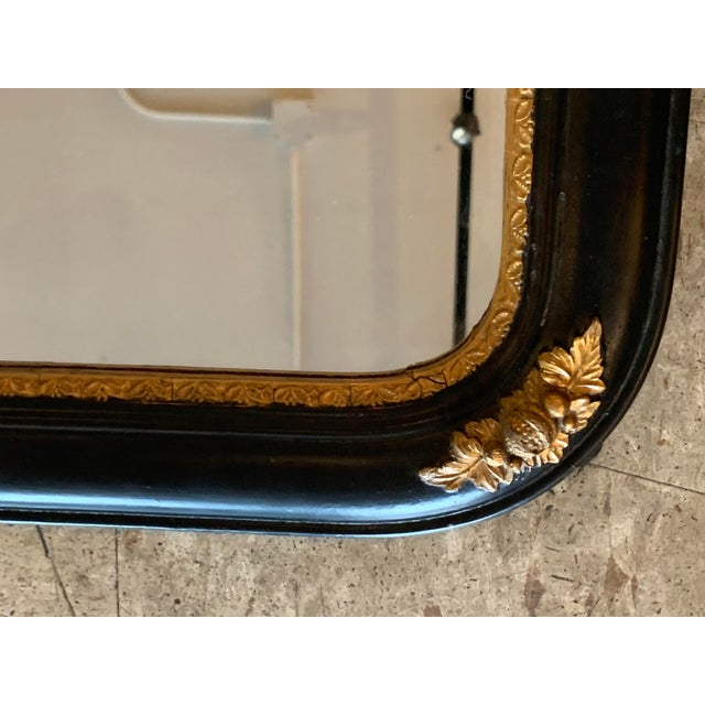 Victorian Late 20th Century Acorn Wall Mirror For Sale - Image 3 of 7