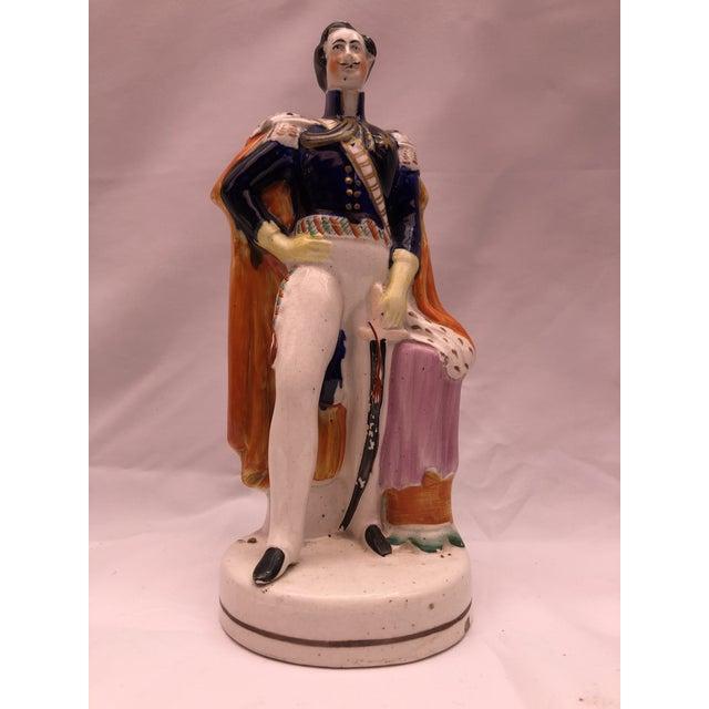 Ceramic Prince Albert Porcelain Figure For Sale - Image 7 of 7