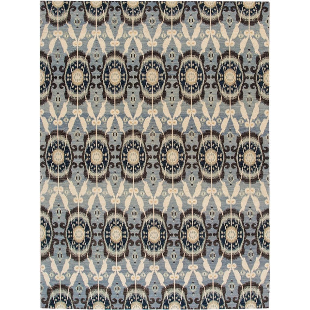 "Apadana Modern Transitional Rug - 10'7"" X 13'1"" - Image 1 of 7"