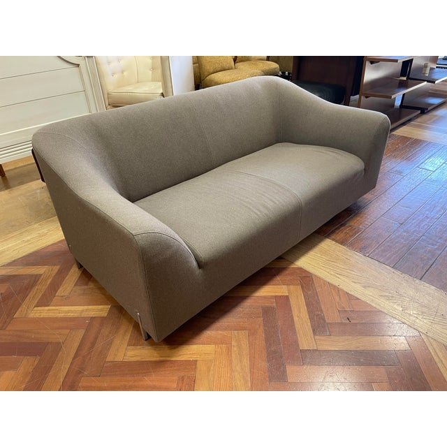 Design Plus Gallery presents a Snowdonia Sofa by Ligne Roset. Designed by Eric Jourdan for the Snowdonia Collection in...