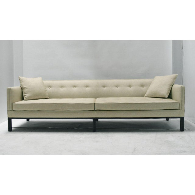 Midcentury Dunbar Sofa by Edward Wormley For Sale - Image 10 of 10