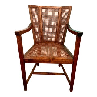 1900s Vintage Charles Limbert Arm Chair For Sale