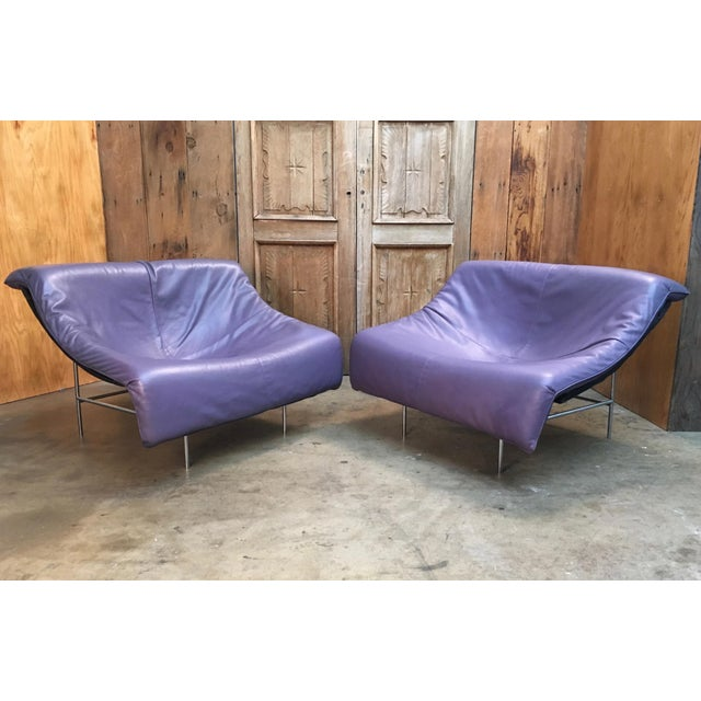 Vintage Mid Century Gerard Van Den Berg Butterfly Chairs- A Pair For Sale - Image 13 of 13