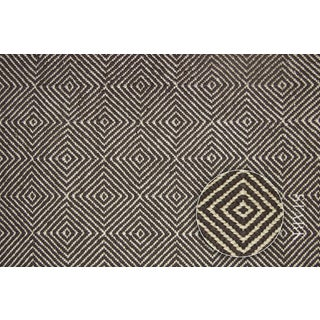 Stark Studio Contemporary Sphynx Flatweave Wool Rug - 6′ × 9′ For Sale