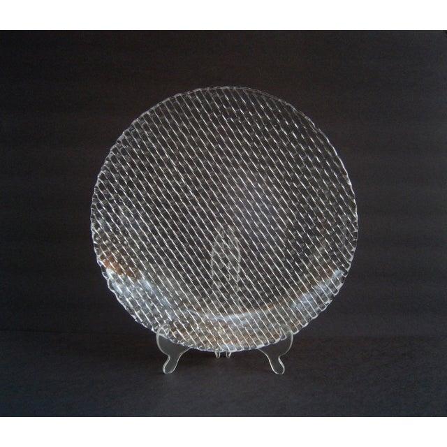 Kosta Boda Cirrus Large Serving Platter Plate - Image 2 of 4