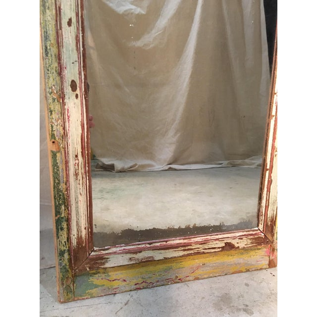 Louis XV Style Trumeau Mirror For Sale In Panama City, FL - Image 6 of 8
