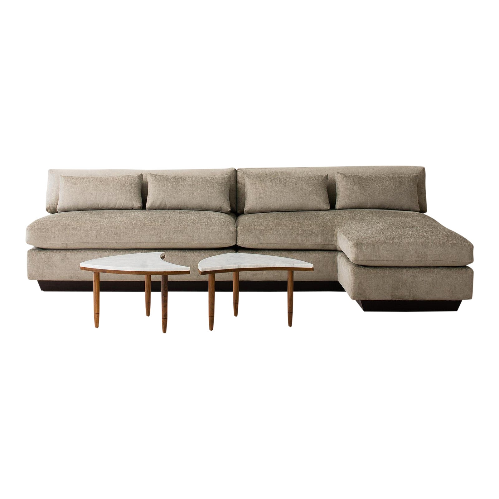 Seefeld Chaise End Sofa