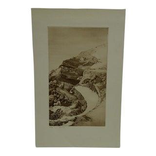 """""""Mountain Home"""" Print"""