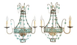 Image of Turquoise Sconces and Wall Lamps