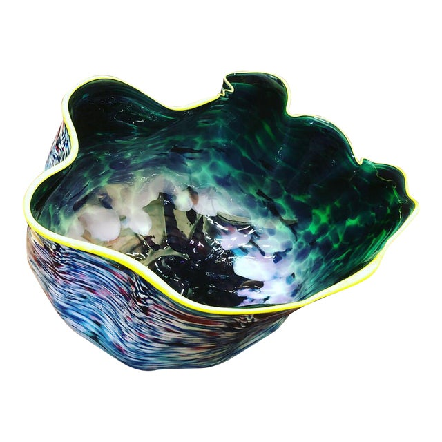1990s Modern Dale Chihuly Machhia Sculpture For Sale