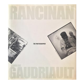The Photographer by Gérard Rancinan and Caroline Gaudriault For Sale
