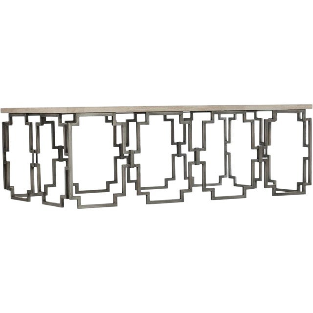 Kenneth Ludwig Emmeline Coffee Table For Sale