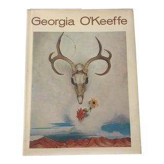Georgia O'Keeffe Hardback Book For Sale