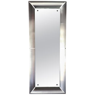 Mid-Century Italian Space Age Rectangular Mirrors For Sale