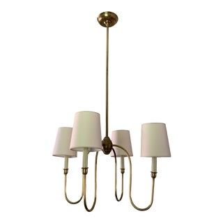 Visual Comfort Thomas O'Brien Vendome Small Chandelier For Sale