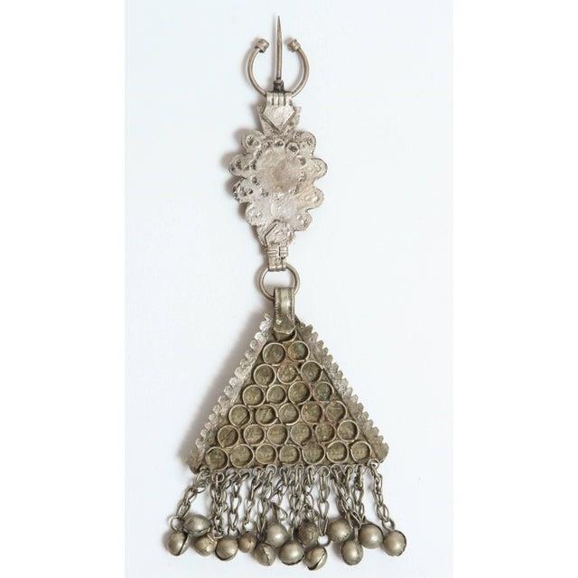 Vintage Moroccan Fibula For Sale In Los Angeles - Image 6 of 7