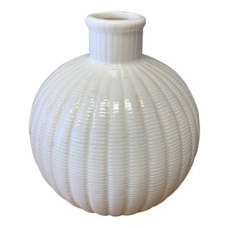 1960's Tiffany's & Co Vintage Porcelain Vase For Sale