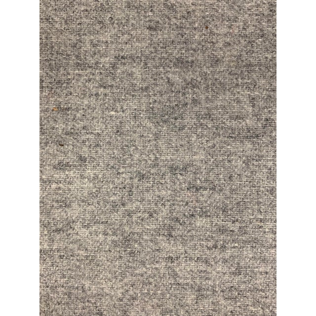 Gray John Hutton for Donghia Gray Sofa For Sale - Image 8 of 9