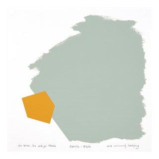 "Kyong Lee ""Eckige Masse 061"", Painting For Sale"