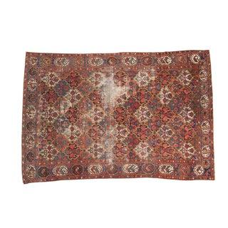 """Vintage Baktiari Carpet - 6'9"""" x 9'9"""" For Sale"""