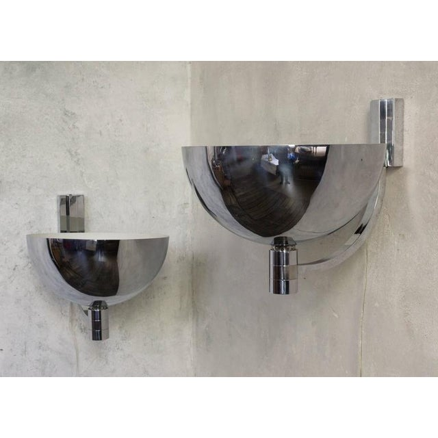 Pair of Large Sconces - Image 2 of 10