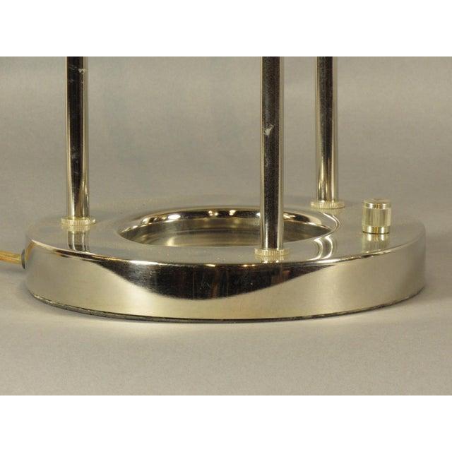 Art Deco Sonneman Saturn Lamps - A Pair For Sale - Image 3 of 8