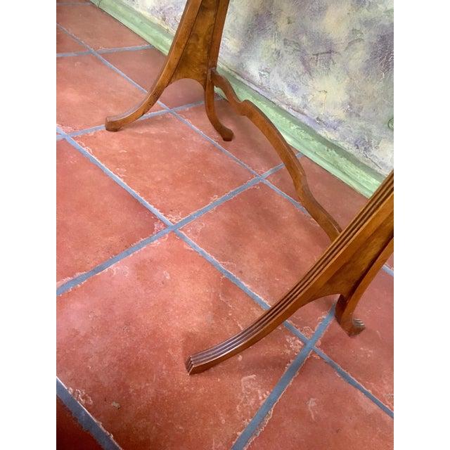 1990s Baker Furniture Nesting Tables - Set of 2 For Sale - Image 5 of 13
