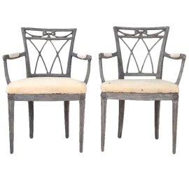 Image of Swedish Dining Chairs
