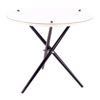 Mid Century Hans Bellman for Knoll Popsicle Side End Table For Sale