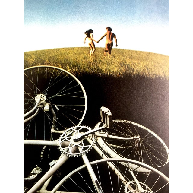 1970s Grassy Romp Print by Sam Haskins - Image 2 of 3