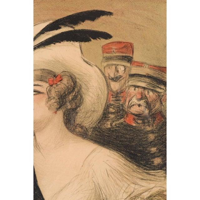 Eldorado Original 1905 Vintage French Poster- by Georges Redon -Framed - Image 8 of 10