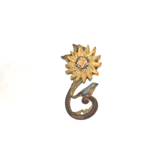 Sunflower & Bluebird Door Knocker - Image 2 of 9
