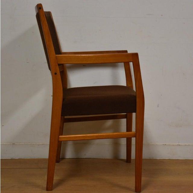 Svegards Markaryd Teak Arm Chair - Image 5 of 9