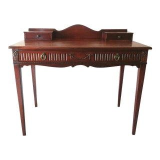 Berkey & Gay Federal Style Writing Desk For Sale
