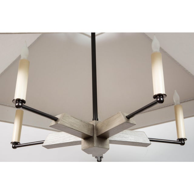 Not Yet Made - Made To Order Paul Marra Pentagon Fixture For Sale - Image 5 of 8