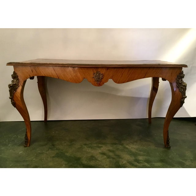 1940s French Writing Desk For Sale - Image 5 of 13