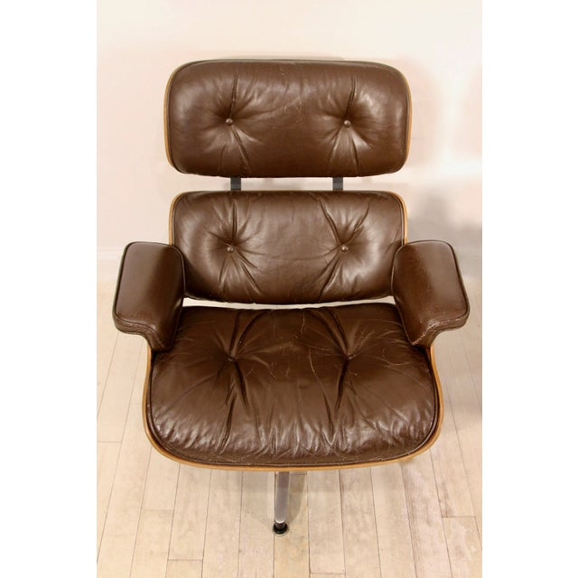 Eames 670 Lounge Chairs for Herman Miller - A Pair - Image 3 of 9