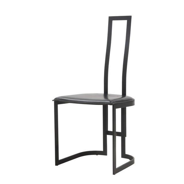 Italian Art Deco Chairs - Set of 4 - Image 2 of 7