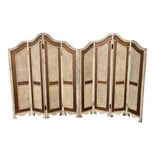 1960s French Provincial Privacy Screens - a Pair For Sale