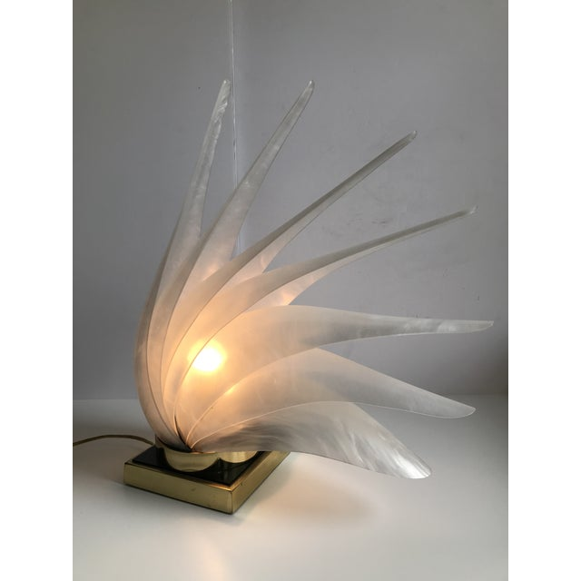 Rougier Table Lamp For Sale In Chicago - Image 6 of 8