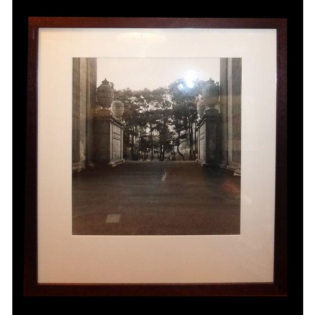 Vintage Black & White Photograph - Image 2 of 2