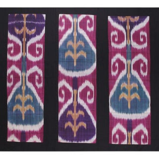 Ikat Panels For Sale