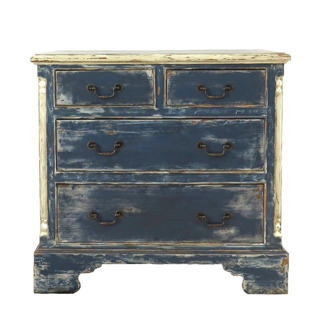 Antique Painted Chest of Drawers - Image 1 of 10